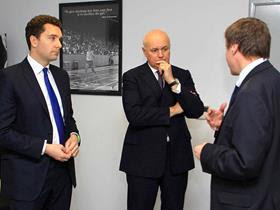 Edward TImpson MP and Rt Hon Iain Duncan Smith MP