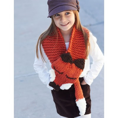 Like a Fox! Scarf