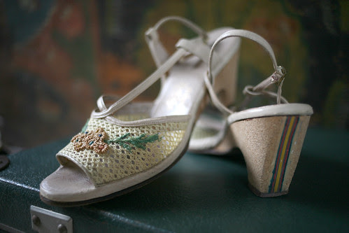 old lady shoes