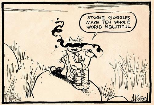 Laugh-Out-Loud Cats #2431 by Ape Lad