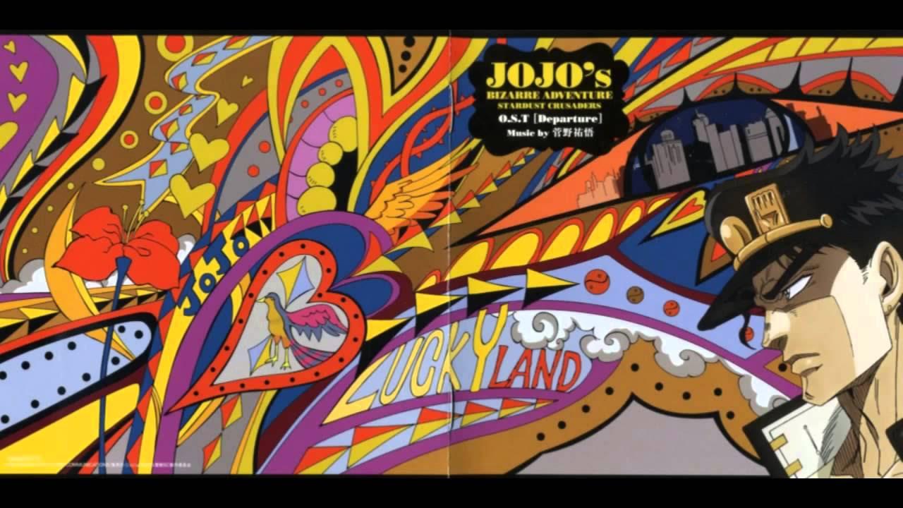 JoJo's Bizarre Adventure: Stardust Crusaders OST 09 ...