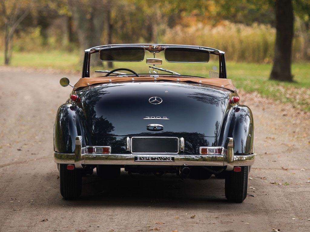 1956 Mercedes-Benz 300 SC Roadster Gallery 657470 | Top Speed