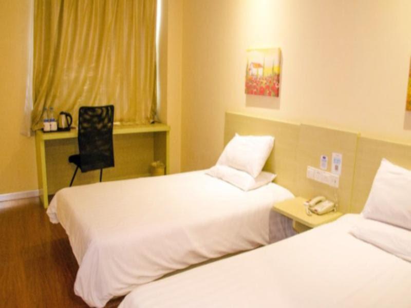 Review Hanting Hotel Suqian Bus Terminal Branch