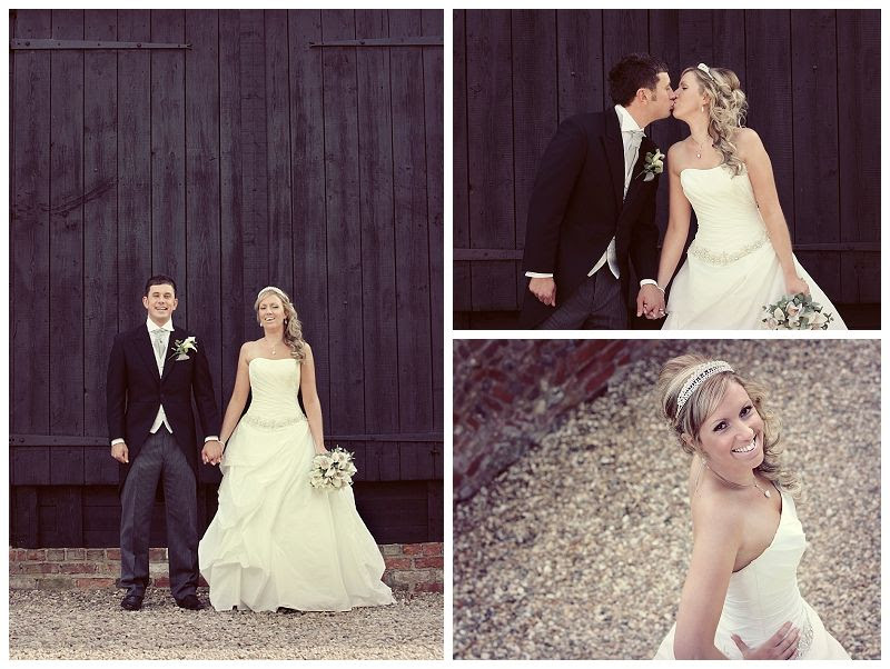 Wedding photgraphy outside at Priory Barns Wymondley photo PrioryBarnsweddingPhilLynchPhotographer6_zps160898f0.jpg