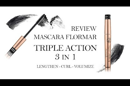Flormar Mascara Triple Action Prix