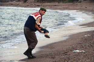 immigrati morto aylan