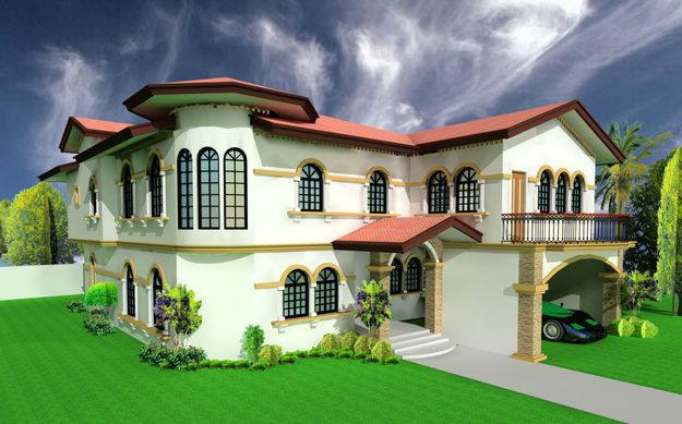 Build and Design Home Interiors in 3D Model with Easy to