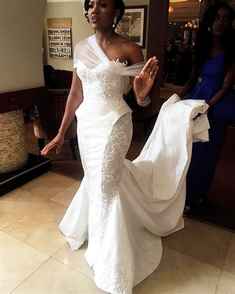 Serena Williams? wedding dress ? which black bridal