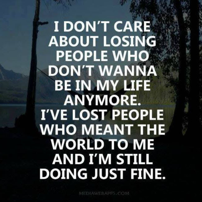 Quotes About Dont Care Anymore 73 Quotes