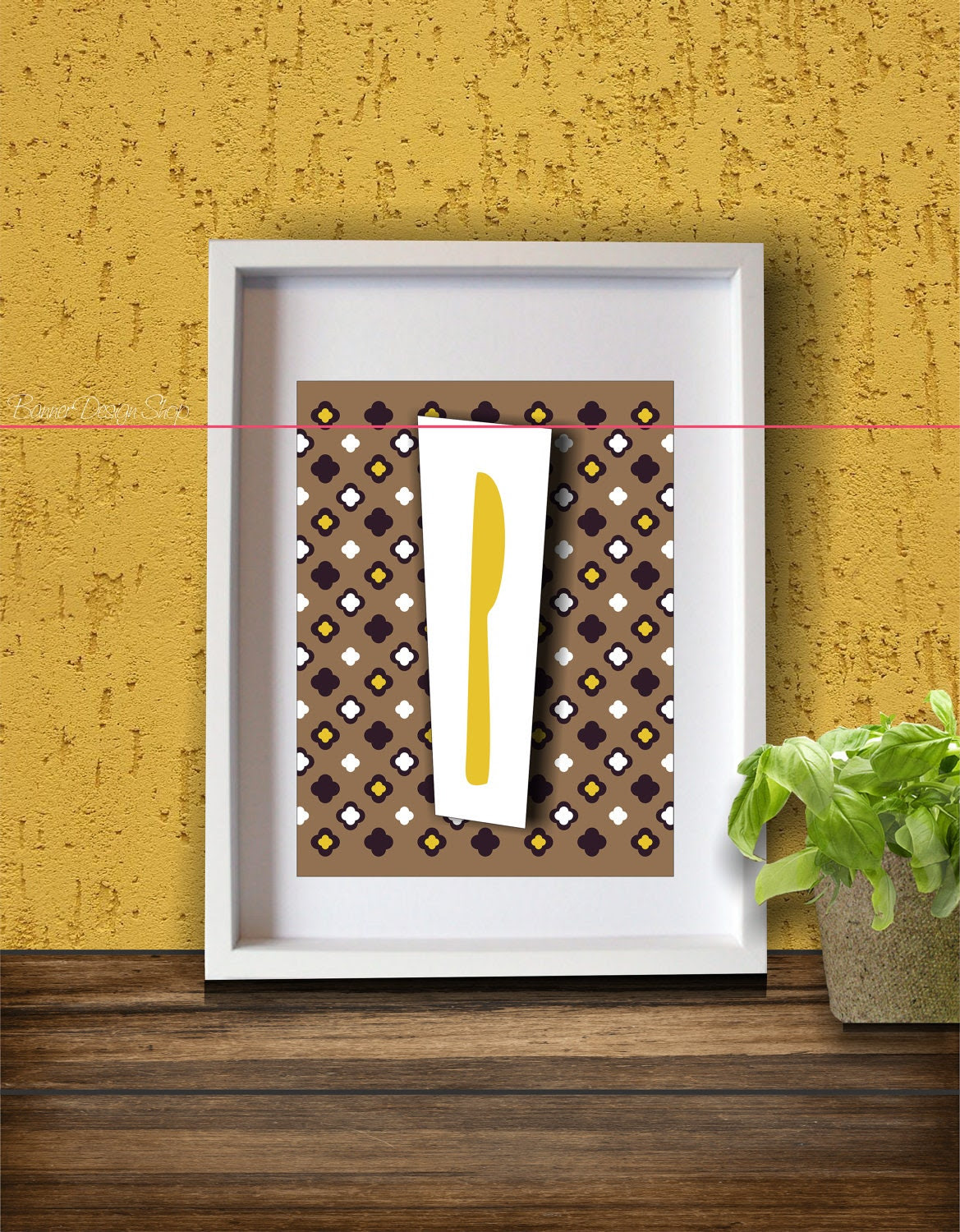 Popular items for kitchen living room on Etsy