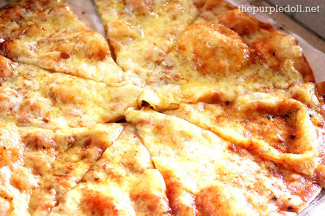 Shakey's Pizza Classic Cheese