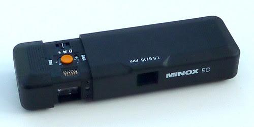 Minox EC spy camera by pho-Tony