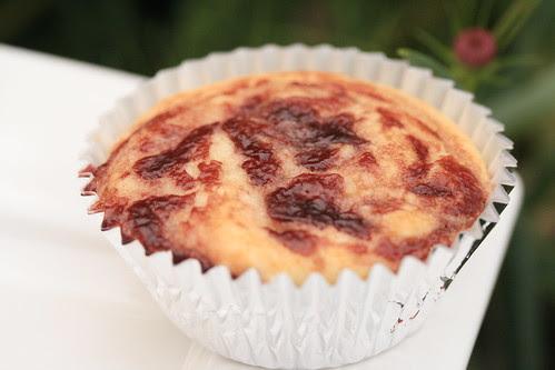 Raspberry Cream Cheese Breakfast Buns (Magnolia Bakery recipe)