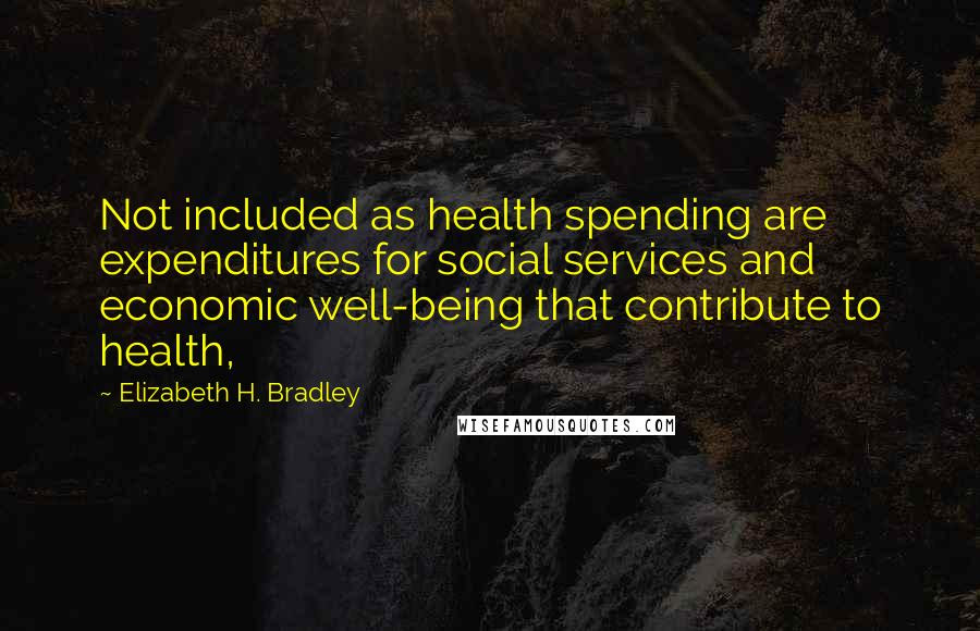 Elizabeth H Bradley Quotes Wise Famous Quotes Sayings And