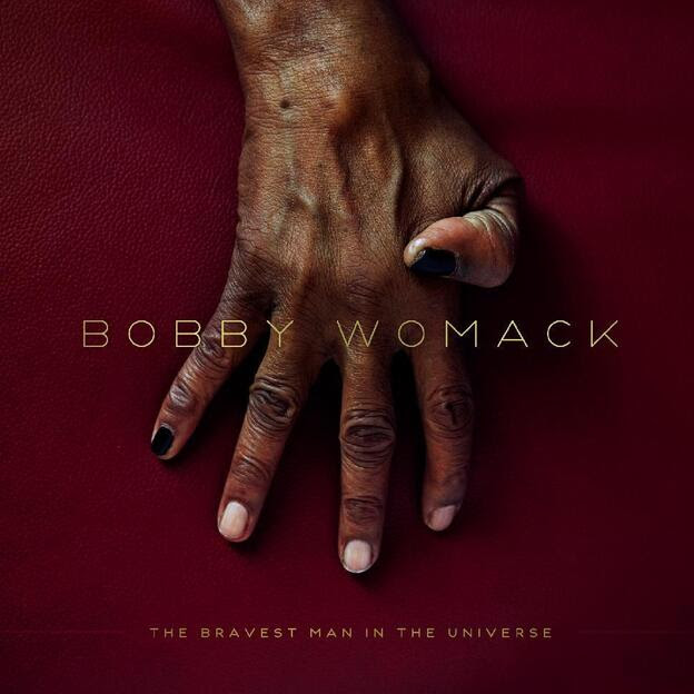 cover for The Bravest Man In The Universe