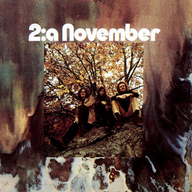 November - 2:a November Album Cover