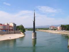L'Ebre a Tortosa