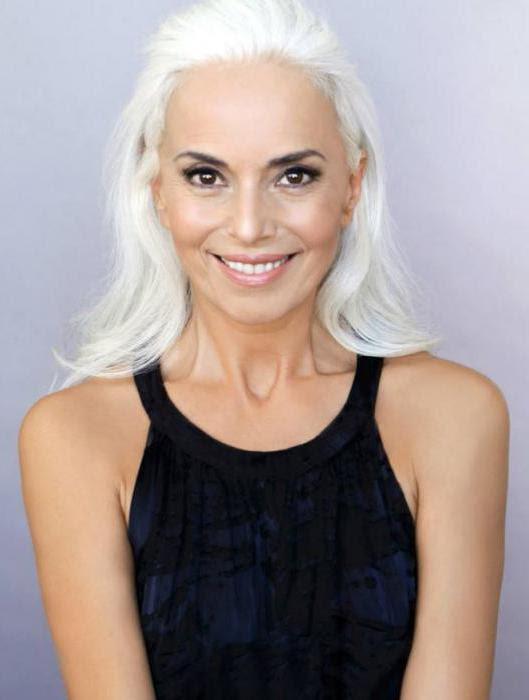 Ясмина Росси 58 лет