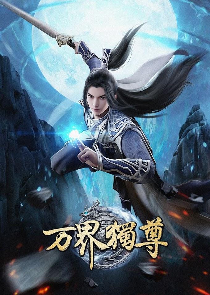 Wan Jie Du Zun Episode 35 English Subbed