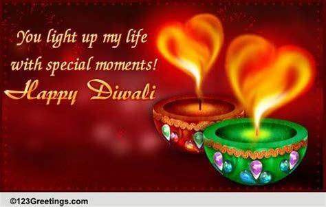 Diwali Wish For Someone Special! Free Specials eCards