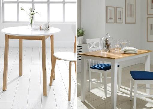 C mo decorar la casa mesas de cocina corte ingles for Mesa cristal liverpool