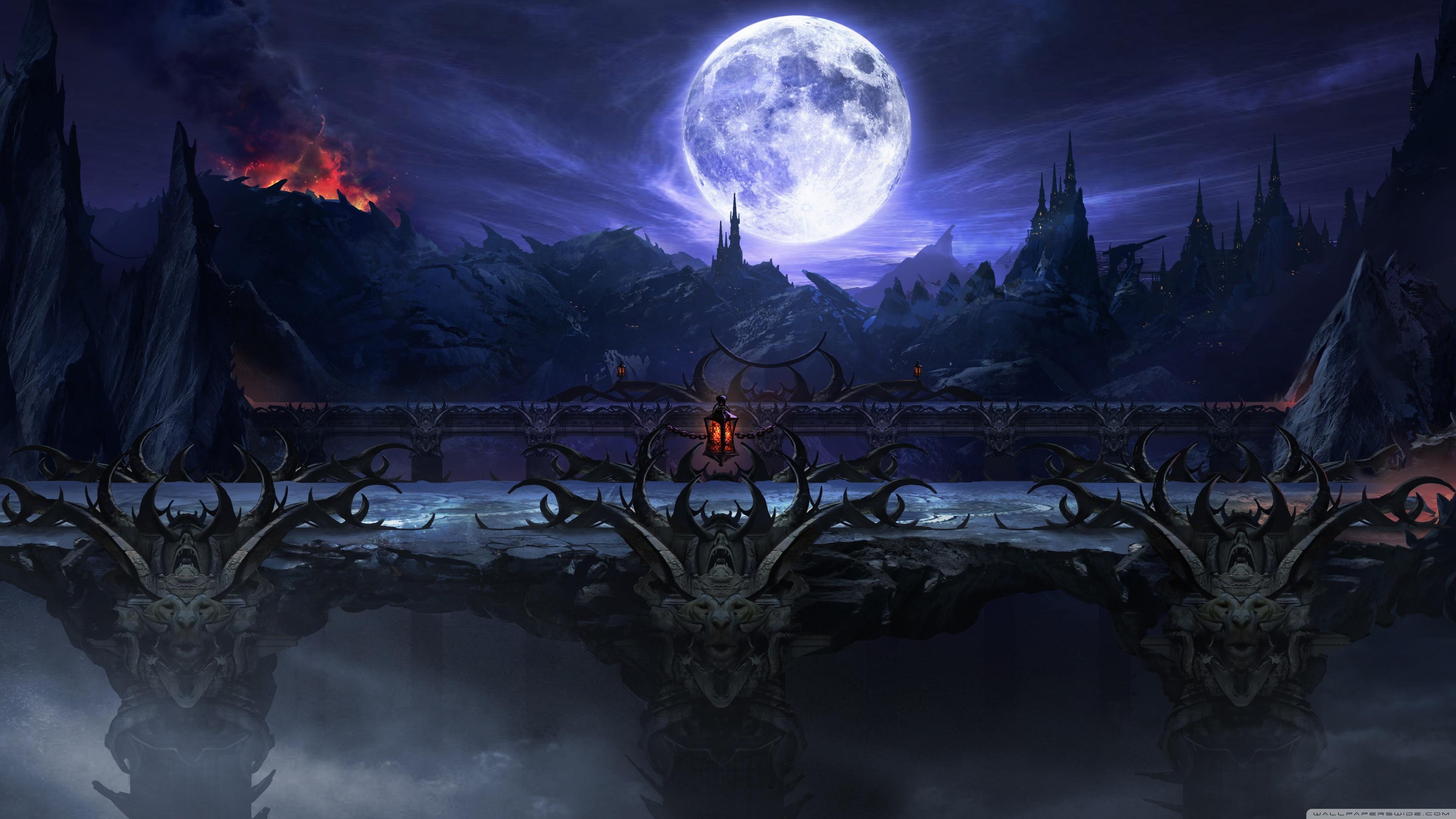 Mortal Kombat Background Wallpaper 3840x2160 83527