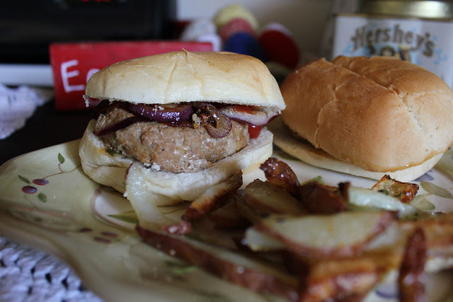BBQ Turkey Sliders