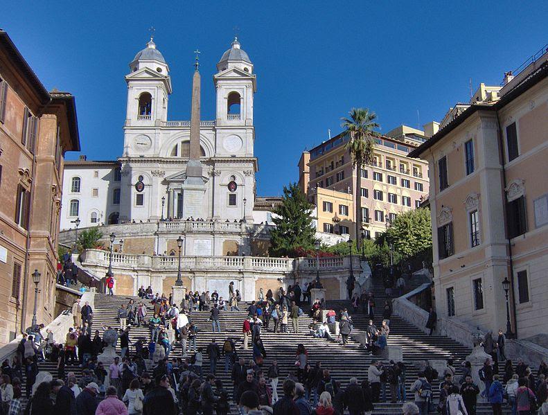 File:Spanish Steps, Rome.JPG
