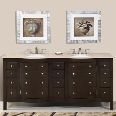 Counter Top Wood Cabinet | Wayfair