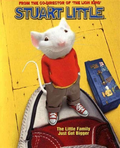 Janne the Director?s Favorite Rare Movies Top 100 List #49: Stuart Little (1999)   Lunki and