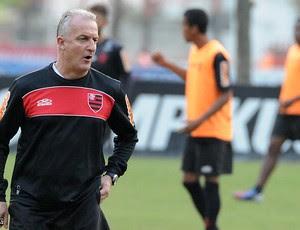 Dorival Junior treino Flamengo (Foto: Alexandre Vidal / Fla imagem)