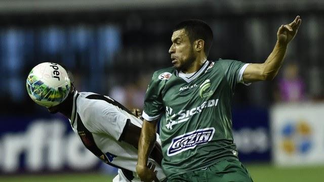 Luverdense joga melhor, mas fica no empate contra o Vasco