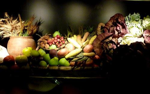 Productos hortofrutícolas y algún cereal