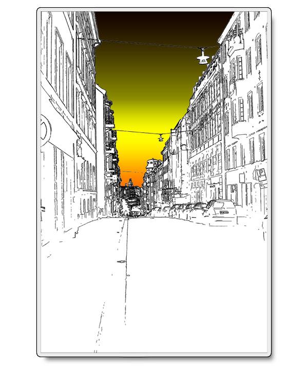 Sundown-in-Stockholm