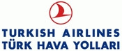Logo for Turkish Airlines