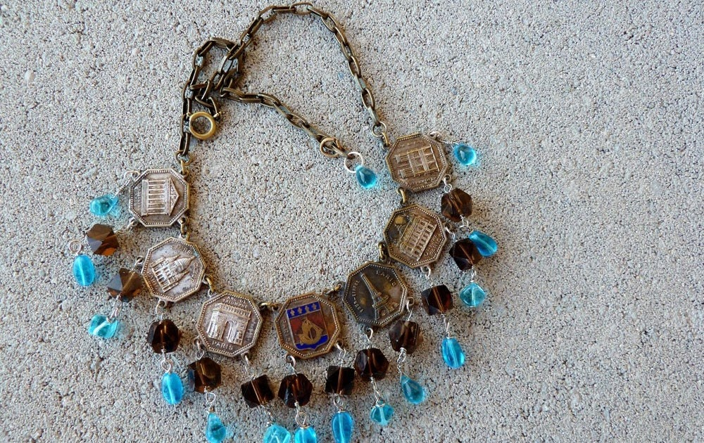 Selling Vintage Jewelry On EBay And Etsy: Upcycled Vintage