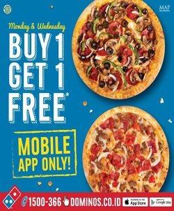 Domino Pizza Promo