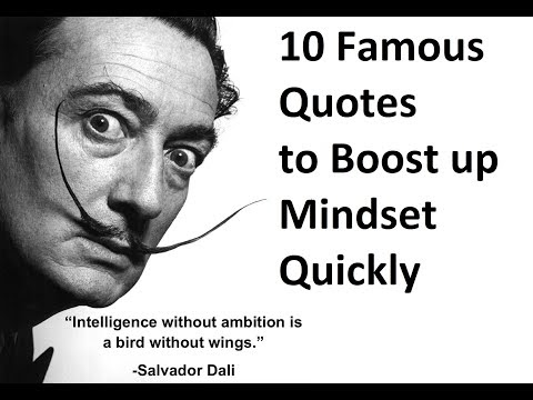 Top 10 Quotes from World Famous Leaders, Achievers to Boost Your Positivity & Mindset