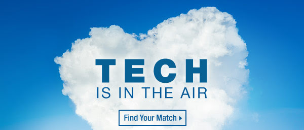 TECH IS IN THE AIR