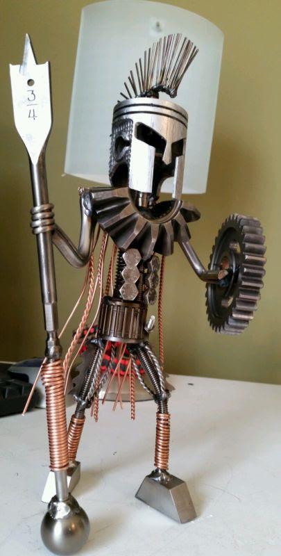 metal art 32