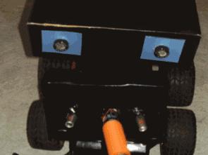 Robot di động nhận biết cháy với PIC16F877A