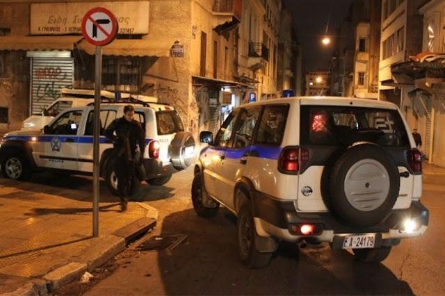 Εγκληματικότητα στο κόκκινο, Αστυνομία σε «επιστράτευση»