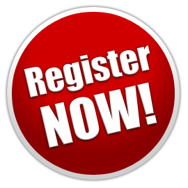 Red circle with the words Register Now!