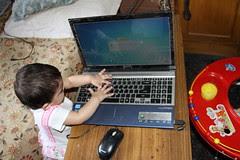 Nerjis Asif Shakir 9 Month Old Google+kid by firoze shakir photographerno1