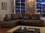 Furniture - Living Room Sofa Sets: Sectionals : Leather Sectionals