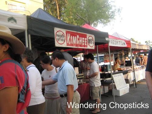 Farmers' Market - South Pasadena 5