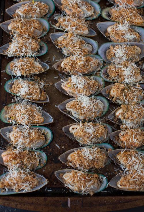 Stuffed Mussels 3