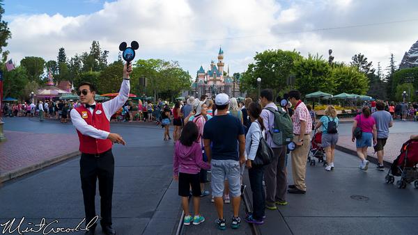 Disneyland Resort, Disneyland, Frozen, Anna, Elsa, Queue, Main Street U.S.A.