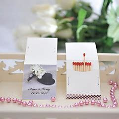 Cheap Personalized Matchboxes Online   Personalized
