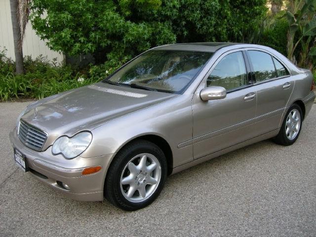 2002 Mercedes-Benz C-Class C320 for Sale in Santa Barbara ...